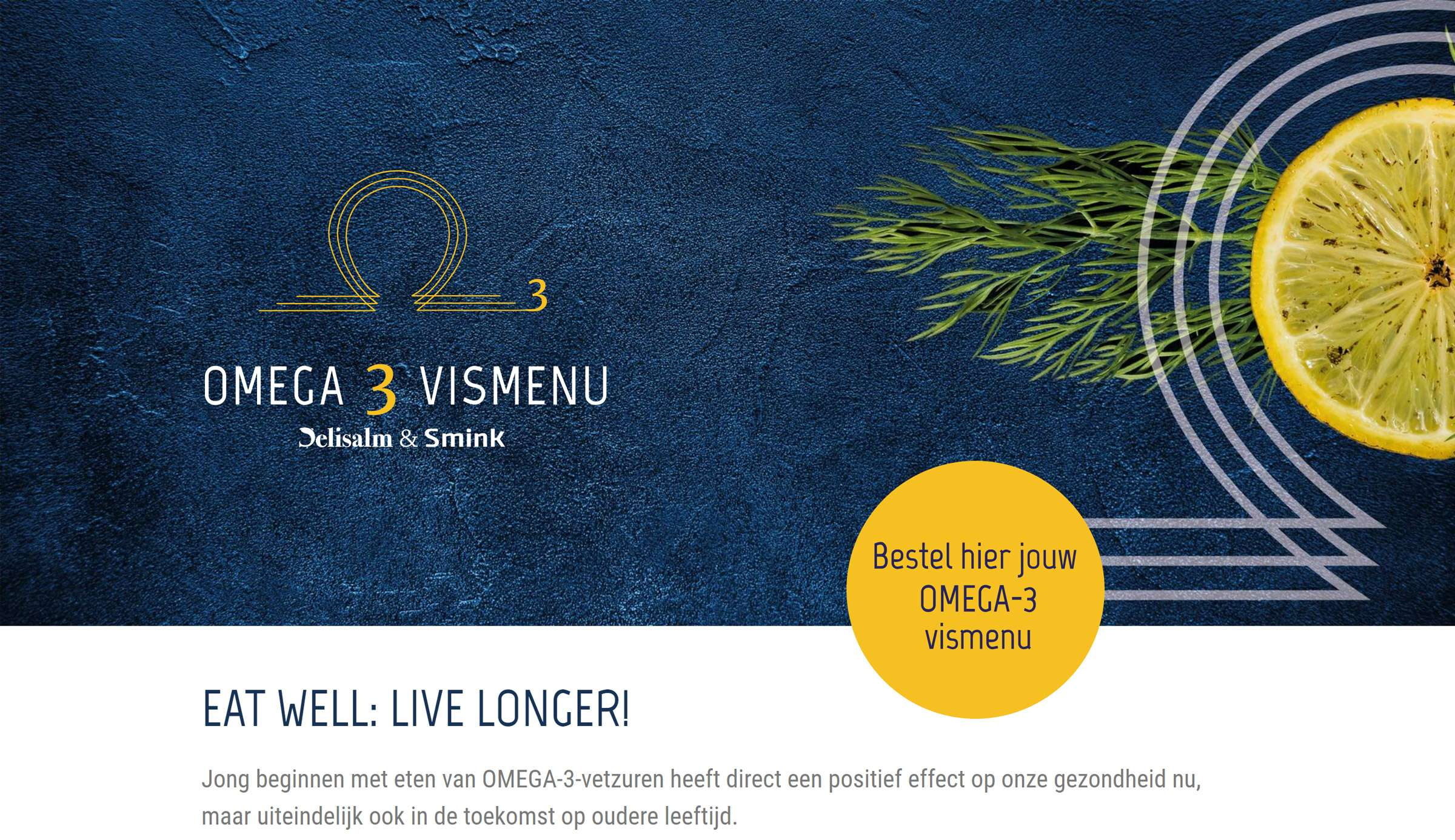 omega3vismenu by bepos and beeldende zaken